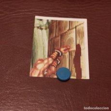 Collezionismo Figurine antiche: CROMO 123 STREET FIGHTER II CAPCOM - MERLIN COLLECTIONS - 1991 1992. Lote 243660925