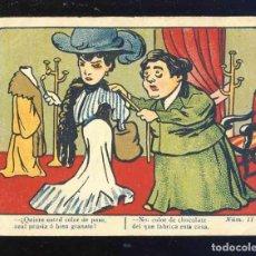 Coleccionismo Cromos antiguos: CROMO NUM. 11. EN EL DORSO PUBLICIDAD DE VIUDA MATEO VIDAL DE PALMA DE MALLORCA. Lote 244594620