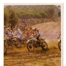 Coleccionismo Cromos antiguos: CROMO - TODO MOTO - EDICIONES CROMOS CANO - Nº 62 - NUNCA PEGADO - AÑO 1983. Lote 244674330