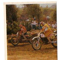 Coleccionismo Cromos antiguos: CROMO - TODO MOTO - EDICIONES CROMOS CANO - Nº 61 - NUNCA PEGADO - AÑO 1983. Lote 244674475