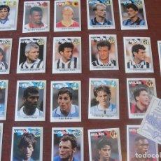 Coleccionismo Cromos antiguos: SUPER LOTE 23 CROMOS CALCIOFLASH 1995 - FIGURINE / NUEVOS - ENVIO GRATIS - ITALIA. Lote 244710250