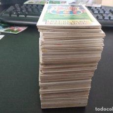 Coleccionismo Cromos antiguos: ESTE 93/94 LOTAZO DE 200 CROMOS TODOS DISTINTOS RECUPERADOS DE ALBUM. Lote 245018370
