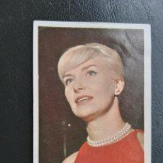 Coleccionismo Cromos antiguos: CROMO DE JOANNE WOODWARD, 1965 CIGARRILLOS CUMBRE NÚMERO 200. Lote 245302925