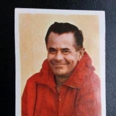 Coleccionismo Cromos antiguos: CROMO DE GLENN FORD, 1965 CIGARRILLOS CUMBRE NÚMERO 33. Lote 245305560
