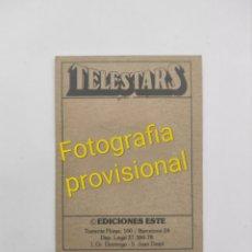 Coleccionismo Cromos antiguos: CROMOS TELESTARS. Lote 245308385