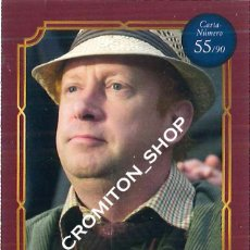 Coleccionismo Cromos antiguos: Nº 55 ARTHUR WEASLEY - HARRY POTTER WIZARDING WORLD - CARREFOUR. Lote 245471045