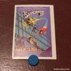 Coleccionismo Cromos antiguos: CROMO 93 VIDEO GUAY - SUPERMAN III - CROMO DE CARTON - EDITORIAL DALSA - AÑO 1985. Lote 245486195