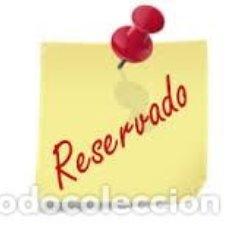 Coleccionismo Cromos antiguos: LOTE 21 CATRINAS RESERVADO.. Lote 245549955
