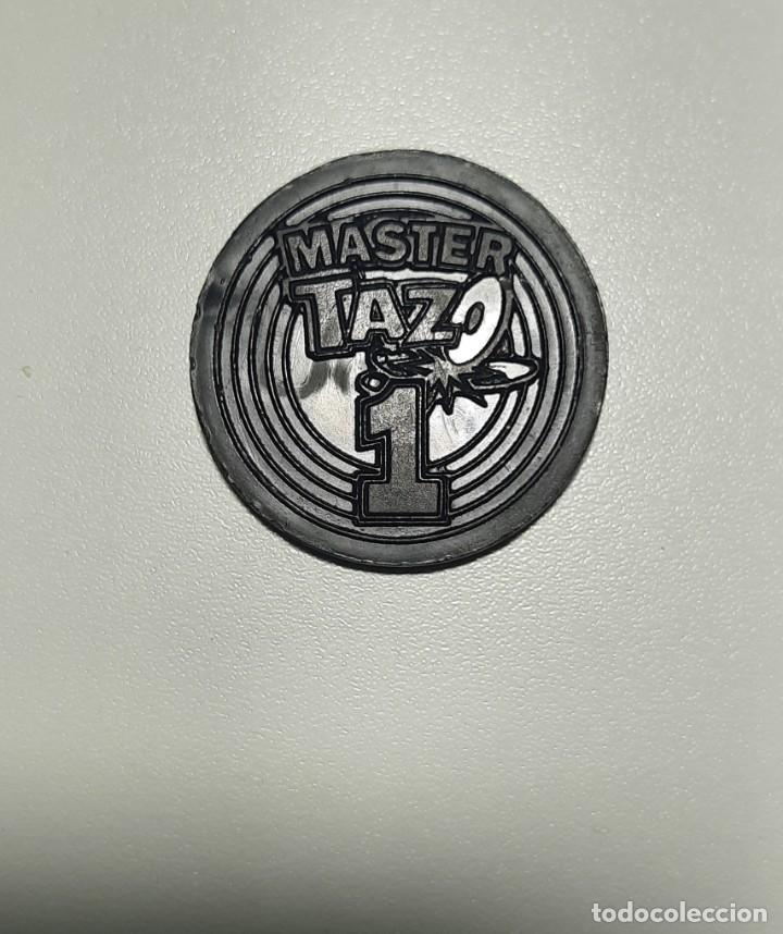 Coleccionismo Cromos antiguos: Master Tazo Tiny Toon N°1 Dorado Matutano - Foto 2 - 245740440