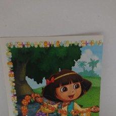Coleccionismo Cromos antiguos: PANINI 2011 DORA LA EXPLORADORA Nº 47 NUNCA PEGADO NICKELODEON DORA LA EXPLORADORA 2011. Lote 245744860