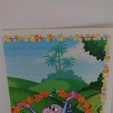 Coleccionismo Cromos antiguos: PANINI 2011 DORA LA EXPLORADORA Nº 48 NUNCA PEGADO NICKELODEON DORA LA EXPLORADORA 2011. Lote 245744880