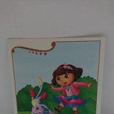 Coleccionismo Cromos antiguos: PANINI 2011 DORA LA EXPLORADORA Nº 97 NUNCA PEGADO NICKELODEON DORA LA EXPLORADORA 2011. Lote 245745440