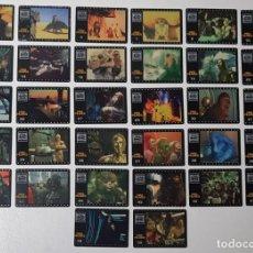Coleccionismo Cromos antiguos: MINI FILMS / DIAPOSITIVAS STAR WARS MATUTANO 1996 MINI FILMES. Lote 245745805