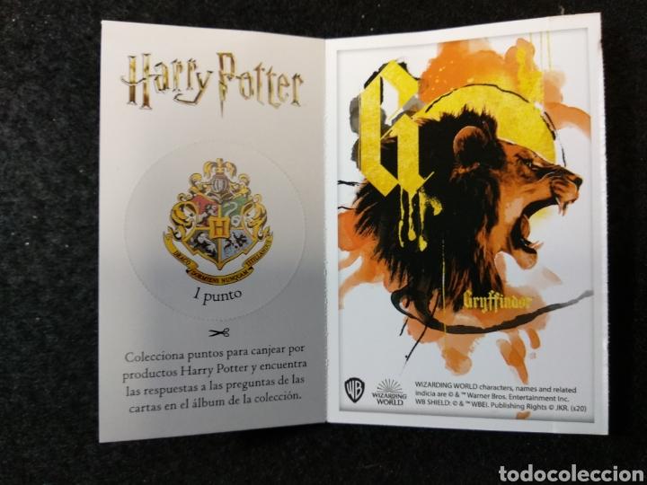 Coleccionismo Cromos antiguos: Cromo Harry Potter - Foto 2 - 245979710