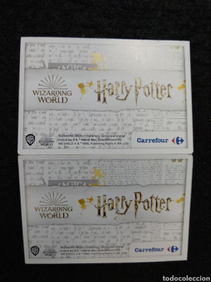 Coleccionismo Cromos antiguos: Cromo Harry Potter - Foto 2 - 245980710