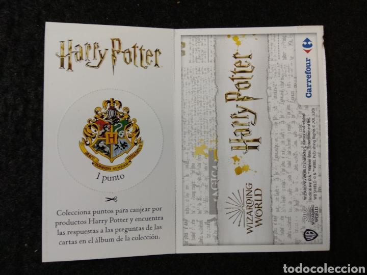 Coleccionismo Cromos antiguos: Cromo Harry Potter - Foto 2 - 245980950