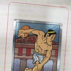 Coleccionismo Cromos antiguos: Nº J CROMO ASTERIX PANINI 1987. Lote 246195290
