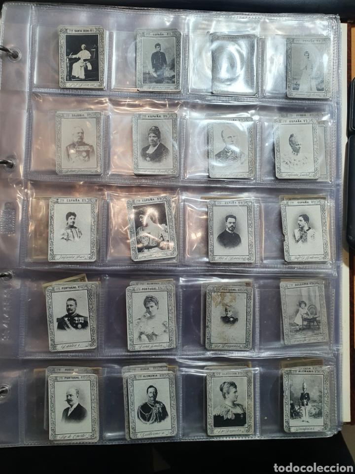 69 FOTOTIPIAS SERIE 9A (Coleccionismo - Cromos y Álbumes - Cromos Antiguos)