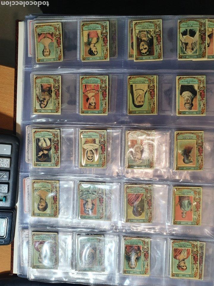 Coleccionismo Cromos antiguos: 75 fototipias serie completa serie 21 - Foto 2 - 246554355
