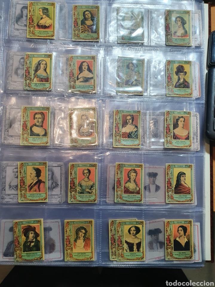 Coleccionismo Cromos antiguos: 75 fototipias serie completa serie 21 - Foto 4 - 246554355