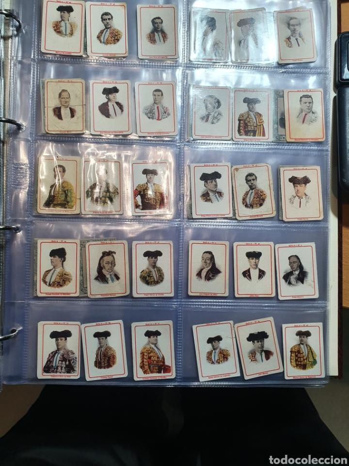30 FOTOTIPIAS SERIE 12 (Coleccionismo - Cromos y Álbumes - Cromos Antiguos)