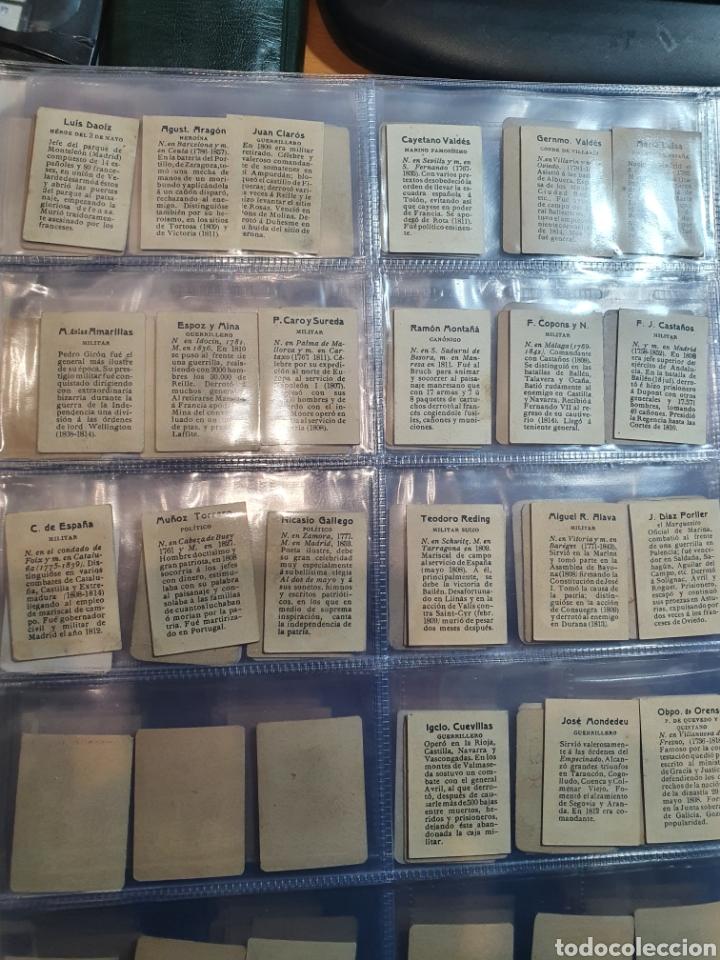 Coleccionismo Cromos antiguos: 21 fototipias serie 31 - Foto 2 - 246556055