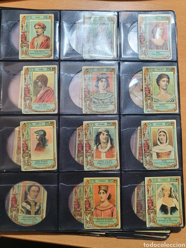 Coleccionismo Cromos antiguos: 60 fototipias serie 21 - Foto 2 - 246557745
