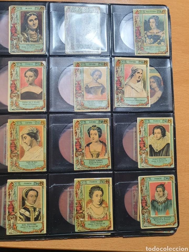 Coleccionismo Cromos antiguos: 60 fototipias serie 21 - Foto 3 - 246557745
