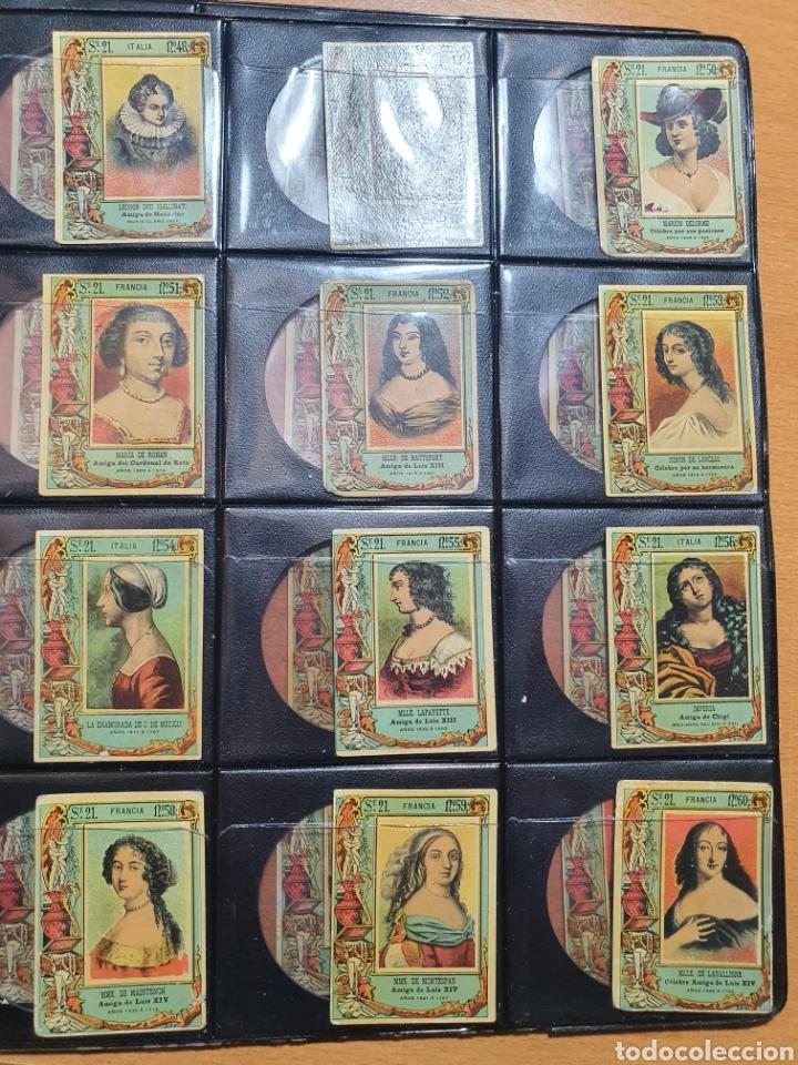 Coleccionismo Cromos antiguos: 60 fototipias serie 21 - Foto 4 - 246557745