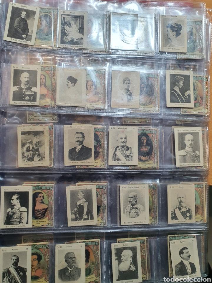 Coleccionismo Cromos antiguos: 31 fototipias serie 32 - Foto 2 - 246561140