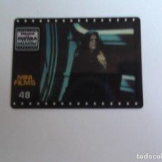 Coleccionismo Cromos antiguos: CROMO MINI FILM MATUTANO --ELRETORNO DEL JEDI 1997-Nº 48. Lote 248258550