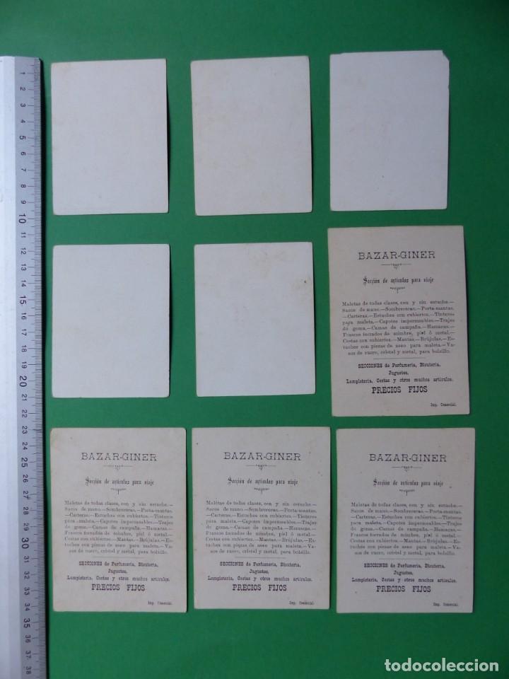 Coleccionismo Cromos antiguos: 96 antiguos cromos de chocolate y otros franceses de principio de siglo XX - Foto 9 - 249427970