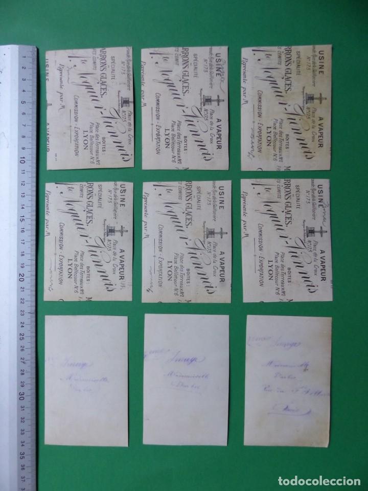 Coleccionismo Cromos antiguos: 96 antiguos cromos de chocolate y otros franceses de principio de siglo XX - Foto 33 - 249427970