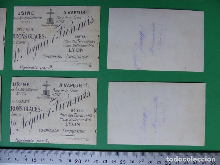 Coleccionismo Cromos antiguos: 96 antiguos cromos de chocolate y otros franceses de principio de siglo XX - Foto 34 - 249427970