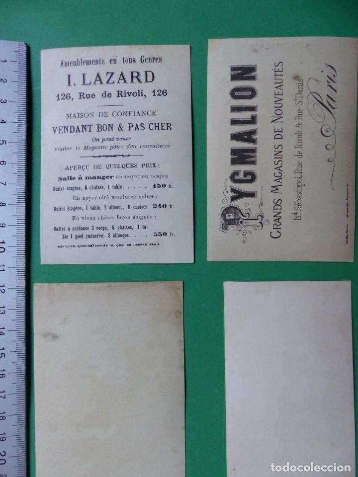 Coleccionismo Cromos antiguos: 96 antiguos cromos de chocolate y otros franceses de principio de siglo XX - Foto 39 - 249427970