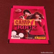 Collezionismo Figurine antiche: CAMP ROCK - 1 SOBRE DE CROMOS VACÍO - PANINI. Lote 249500705