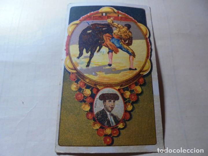 Coleccionismo Cromos antiguos: magnificos 8 cromos antiguos cocolates imperial toreros - Foto 2 - 251091050