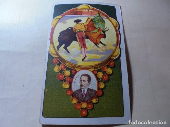 Coleccionismo Cromos antiguos: magnificos 8 cromos antiguos cocolates imperial toreros - Foto 3 - 251091050