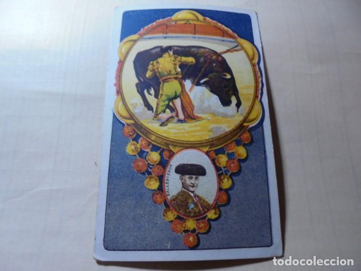 Coleccionismo Cromos antiguos: magnificos 8 cromos antiguos cocolates imperial toreros - Foto 6 - 251091050