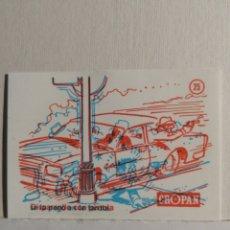 Coleccionismo Cromos antiguos: CROMO MAGICO EN 3D CROPAN N°25. Lote 251217270