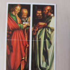 Collezionismo Figurine antiche: CROMO Nº 55 - ALBUM ARTE - EDITORIAL MAGA 1971 - RECUPERADO. Lote 251340650