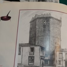 Coleccionismo Cromos antiguos: VILLALBA LUGO FOTO CROMO TORRE OCTOGONAL LIBRERIA O ALMACÉN DO COLISEVM COLECCIONISMO. Lote 252939605