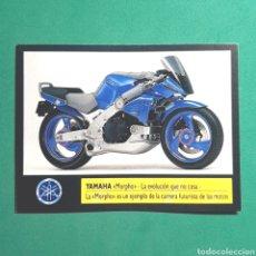 Coleccionismo Cromos antiguos: (51.4) CROMO ALBUM: SUPER MOTO. MOTOR 16 - ED. ESTE 1990 - N°127. Lote 253917370
