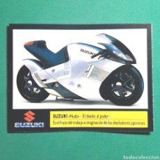 Coleccionismo Cromos antiguos: (51.4) CROMO ALBUM: SUPER MOTO. MOTOR 16 - ED. ESTE 1990 - N°126. Lote 253917440