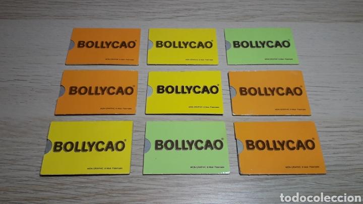 Coleccionismo Cromos antiguos: 9 x cromo Ventana Mágica, promocionales premium Bollycao Panrico. Años 90. - Foto 3 - 253978255