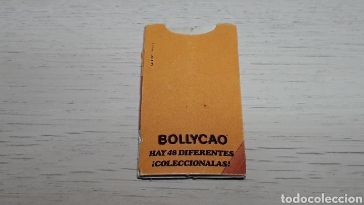 Coleccionismo Cromos antiguos: Cromo Examen *Chuleta* Imprescincible, promocional premium Bollycao Panrico. Años 90. - Foto 3 - 253982080