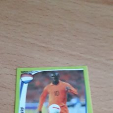 Coleccionismo Cromos antiguos: PANINI ROAD TO UEFA EURO 2008 D4 CLARENCE SEEDORF. Lote 254054210