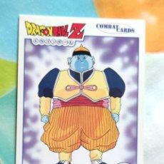 Coleccionismo Cromos antiguos: CROMO CARTA COMBAT CARDS DRAGON BALL N°99. BOLA DE DRAGON. Lote 254943455