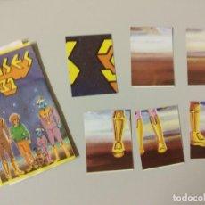 Coleccionismo Cromos antiguos: ULISES 31 CROMOS DE LAMINA PUZZLE.. Lote 255510680