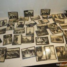Coleccionismo Cromos antiguos: LOTE DE 39 CROMOS DEL ALBUM GEOGRAFICO UNIVERSAL 1936 CIGARROS SUSINI CUBA.BARATOS. Lote 255633960